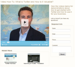 How to video about using twitter